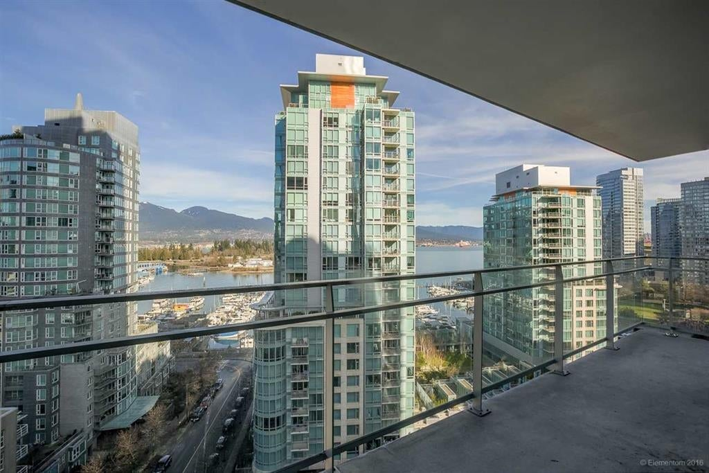 1202-1499 West Pender Street Vancouver BC V6G 0A7 - Coal Harbour Apartment/Condo for sale(R2083751) #4