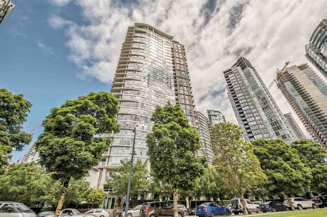 1907 583 BEACH CRESCENT - Yaletown Apartment/Condo for sale, 1 Bedroom (R2180703) #1