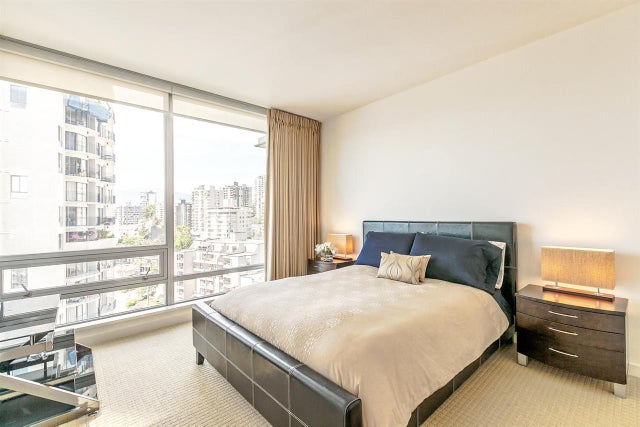 1403 1005 BEACH AVENUE - West End VW Apartment/Condo for sale, 2 Bedrooms (R2190399) #10