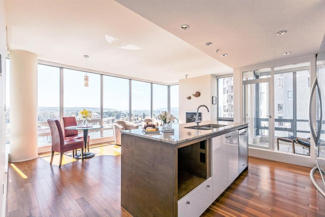 1403 1005 BEACH AVENUE - West End VW Apartment/Condo for sale, 2 Bedrooms (R2190399) #5