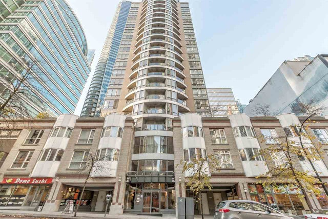901 1166 MELVILLE STREET - Coal Harbour Apartment/Condo for sale, 2 Bedrooms (R2221404) #1