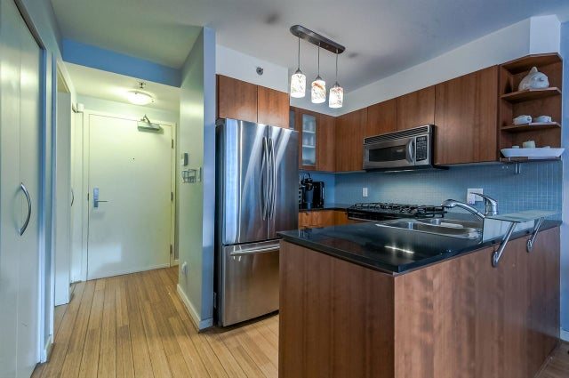 405 822 SEYMOUR STREET - Downtown VW Apartment/Condo for sale, 1 Bedroom (R2242821) #4