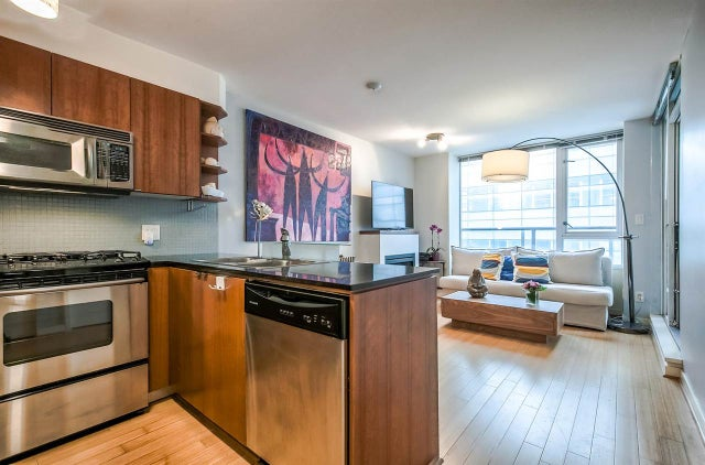 405 822 SEYMOUR STREET - Downtown VW Apartment/Condo for sale, 1 Bedroom (R2242821) #6