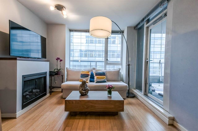 405 822 SEYMOUR STREET - Downtown VW Apartment/Condo for sale, 1 Bedroom (R2242821) #8