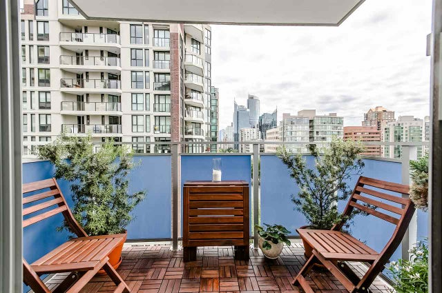 1403 1009 HARWOOD STREET - West End VW Apartment/Condo for sale, 1 Bedroom (R2277973) #10