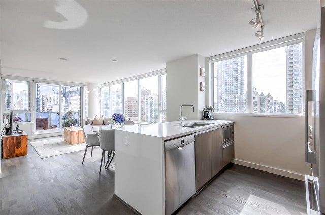 1403 1009 HARWOOD STREET - West End VW Apartment/Condo for sale, 1 Bedroom (R2277973) #1