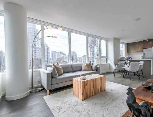 1403 1009 HARWOOD STREET - West End VW Apartment/Condo for sale, 1 Bedroom (R2277973) #2