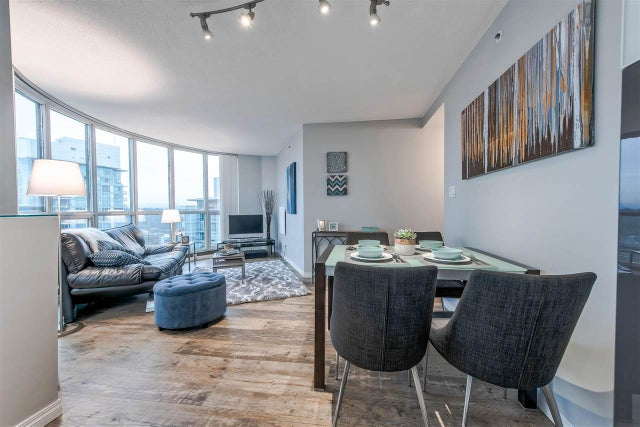 1805 588 BROUGHTON STREET - Coal Harbour Apartment/Condo for sale, 1 Bedroom (R2333448) #3