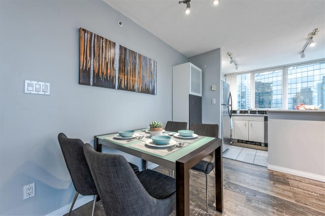 1805 588 BROUGHTON STREET - Coal Harbour Apartment/Condo for sale, 1 Bedroom (R2333448) #4
