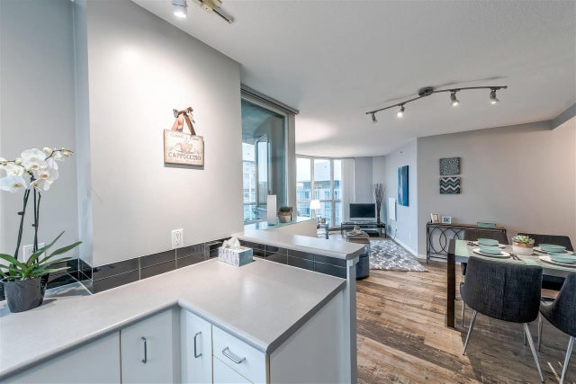1805 588 BROUGHTON STREET - Coal Harbour Apartment/Condo for sale, 1 Bedroom (R2333448) #7