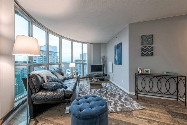 1805 588 BROUGHTON STREET - Coal Harbour Apartment/Condo for sale, 1 Bedroom (R2333448) #9