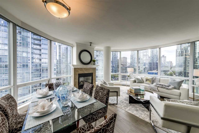 1503 323 JERVIS STREET - Coal Harbour Apartment/Condo for sale, 2 Bedrooms (R2368580) #5