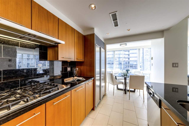 1503 323 JERVIS STREET - Coal Harbour Apartment/Condo for sale, 2 Bedrooms (R2368580) #8