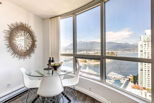 2302 555 JERVIS STREET - Coal Harbour Apartment/Condo for sale, 2 Bedrooms (R2495368) #10