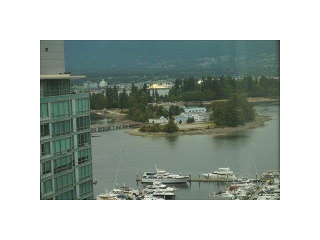 1905 588 BROUGHTON STREET Vancouver West  V6G 3E3 - Coal Harbour Apartment/Condo for sale, 1 Bedroom (V1129351) #1