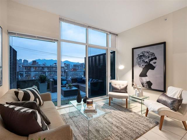 206-522 W 8th Avenue Vancouver B.C. V5Z 0A9 - Fairview VW Apartment/Condo for sale, 1 Bedroom (R2327794) #1