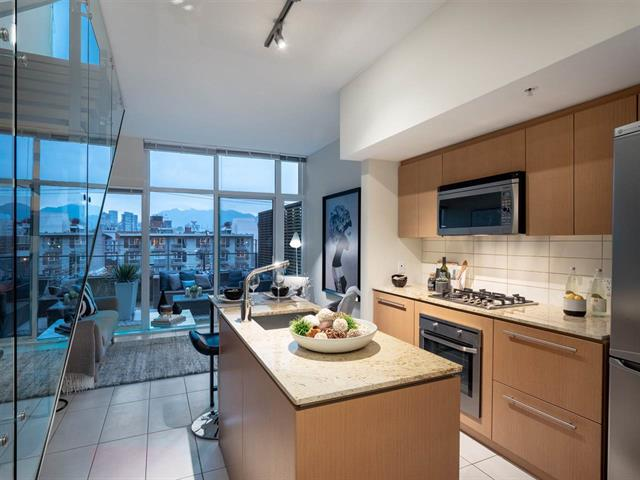 206-522 W 8th Avenue Vancouver B.C. V5Z 0A9 - Fairview VW Apartment/Condo for sale, 1 Bedroom (R2327794) #2